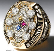 Super Bowl 43 Ring