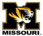 Missouri Tigers retro logo