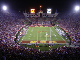 Los Angeles Memorial Coliseum  436b6c424