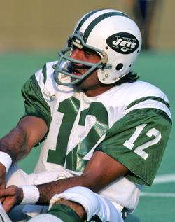 Joe Namath-NY Jets