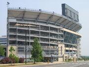 Beaver Stadium OUTSIDE