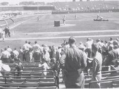 Milwaukee County Stadium 1960