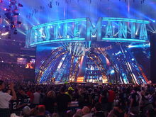 Wrestlemania XXVII Stage