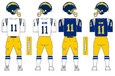 800px NFL AFC Throwback Uniform SD 1980