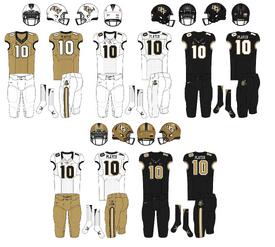 NCAA-2016 UCF Knights jerseys