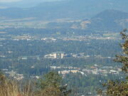Autzen from butte