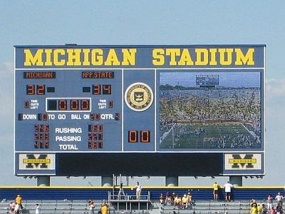 App-Michigan Scoreboard