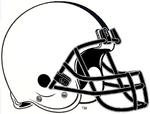 NCAA-Big 10-Penn State Nittnay Lions Helmet