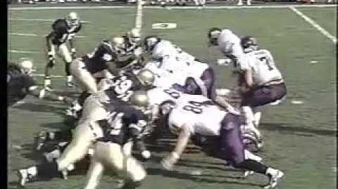 Washington Vs. Notre Dame 1996