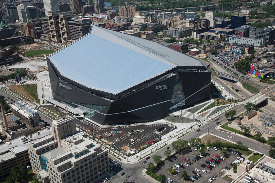 U S Bank Stadium American Football Wiki Fandom