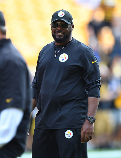 Mike Tomlin American Football Wiki Fandom