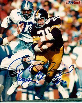 Rocky Bleier Super Bowl X