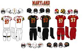 NCAA-Maryland Terrapins jerseys