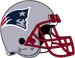 NFL-AFC-NE-Pats Helmet