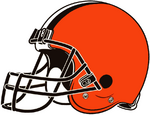 NFL-AFC-CLE-Helmet Right Face