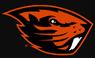 NCAA-PAC12-Oregon State Beavers logo-black