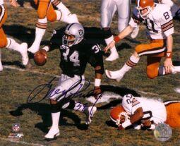 Greg-Pruitt Raiders Vs Browns 1982