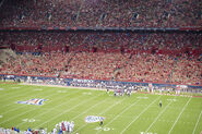 Arizona Stadium East Side