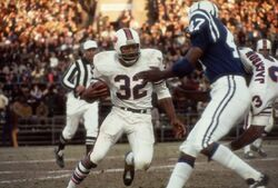 OJSimpson Bills vs Colts