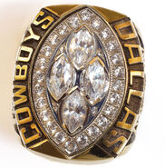 Super Bowl 28 Ring