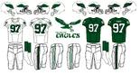 NFL-NFC-1970 -73 PHI Jerseys