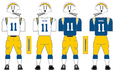 800px NFL AFC Throwback Uniform SD 1967