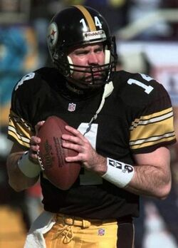 Neil O'Donnell Steelers