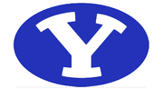 NCAA-BYU Cougars-Royal Blue logo