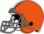 NFL-AFCN-Cleveland Browns-Grey Facemask-Right Face