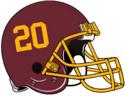 NFL-NFCE-2020-Washington Football Team Helmet