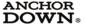 Anchor Down thin wordmark