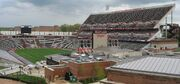 Chevy Chase Field at Byrd Stadium 4-20-2008