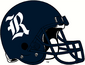 NCAA-C-USA-Rice Owls Blue Helmet-Blue facemask