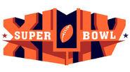Super Bowl XLIV Logo