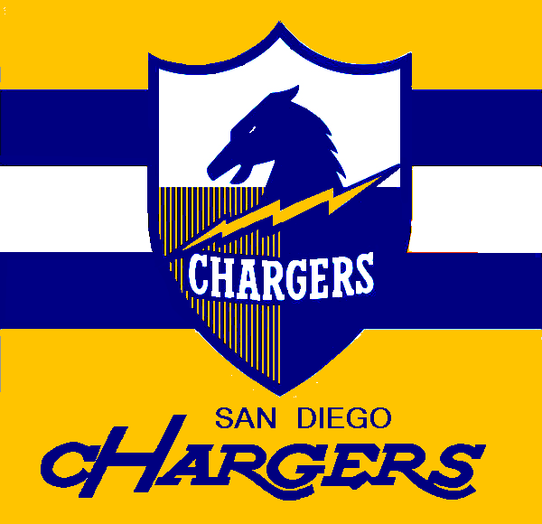 San Diego Chargers Cheerleaders Pictures: NFL-838px-AFC-Logo-SD-Retro 1967-1973.png