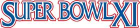 Super Bowl XI Logo