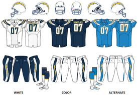 LAChargersUniforms