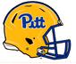NCAA-ACC-Pittsburgh Panthers Helmet