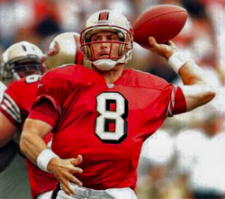 Steve Young SF49ers