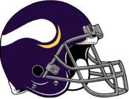 NFL-NFC-MIN - 1961-1979 Vikings Helmet