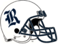 NCAA-C-USA-Rice Owls White Helmet