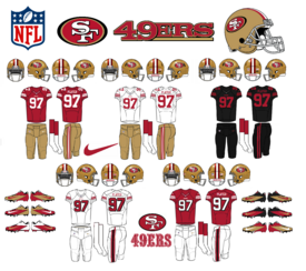 61eaeb1b9 San Francisco 49ers | American Football Wiki | FANDOM powered by Wikia