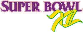 Super Bowl XII Logo