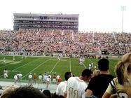 Texas at UCF kickoff