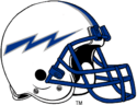 NCAA-MWC-Air Force Falcons White helmet