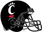 NCAA-USA-Cincinnati Bearcats Helmet - Left side