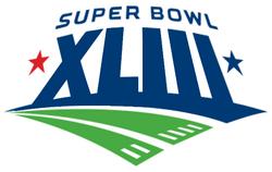 5b39fbc442d Super Bowl XLIII logo