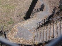 John T Brush Stairway2