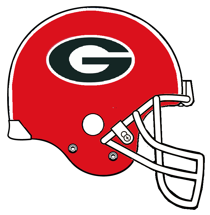 georgia bulldog helmets category teams nicknamed quot bulldogs quot american football 9851