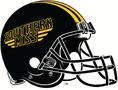 NCAA-USA-Southern MIss Black alternate helmet